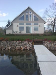 Silver Shores..enjoy the level lot.... walk right out to the private dock