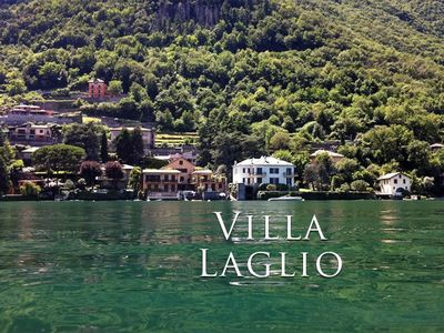 Villa Laglio - A Stunning Lake View Villa ~ Ideal For Entertaining!