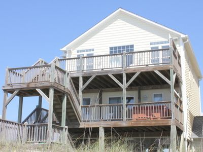Surf City house rental