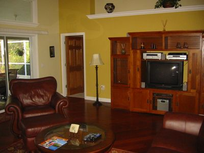 North Port house rental - Great room