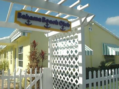 Welcome to Bahama Beach Club!