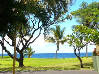 Lahaina condo photo - View from beach cabana