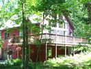 Exterior - Pentwater cabin vacation rental photo