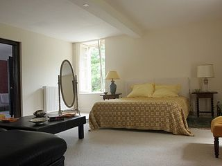 Saint-Martory castle photo - Farmhouse suite...