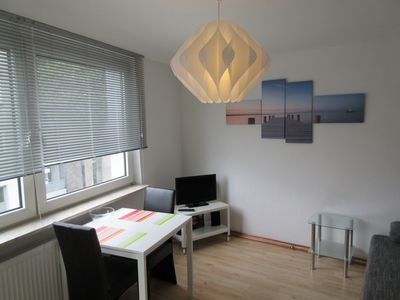 Holiday apartment, 25 square meters, Cologne