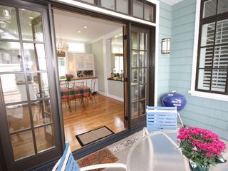 Dine inside or out - Manhattan Beach house vacation rental photo