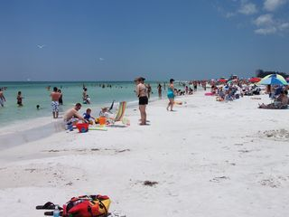 Sarasota house photo - Another day at the beach!