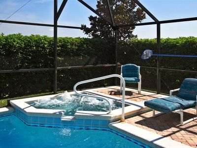 Indian Creek villa rental - Hot Bubbling Spa