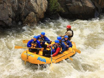World Class White water rafting 25 miles away in Idaho Springs!!!