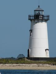 Chappaquiddick house photo - Edgartown light house