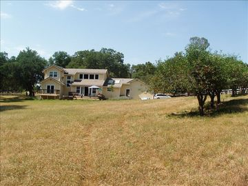Placerville house rental - House with Cherry Orchard in the summer and fall