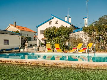 Wonderful private villa with private pool, TV, washing machine and parking