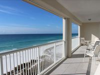 Awesome Gulf Front 7th floor Condo with a Large Balcony ~ Private Beach ~ Pool