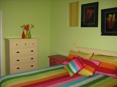 """Fiesta"" Bedroom with Queen Bed"
