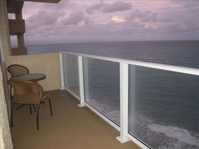 AMAZING OCEAN & INTRACOASTAL VIEWS FROM THIS AMAZING CONDO. WRAP-AROUND BALCONY