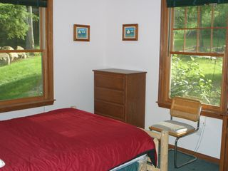 Bridgton lodge photo - Downstairs Bedroom 2