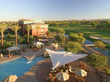 Other Scottsdale Properties villa rental - Balcony view from Westin Kierland Villas!