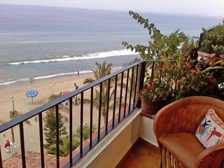 Puerto Vallarta condo photo - 30' Balcony - view North of 'Malecon' Boardwalk