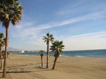 La Rada Beach - only minutes from your front door