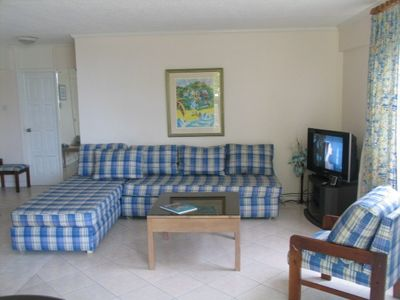 Ocho Rios apartment rental - Refurbished Lounge After Refurb