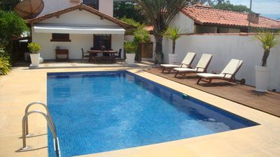 Geribá - House 5 rooms with great leisure area