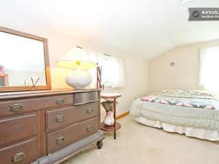 Portsmouth house photo - 2nd bedroom