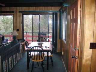 Moonridge cabin photo - Dining Area
