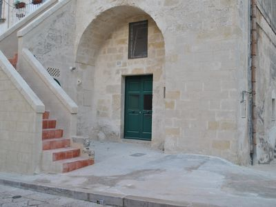 Matera: House with character: Lamione in Matera