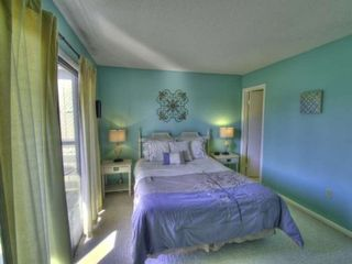 Tybee Island villa photo - Master Bedroom with queen Bed