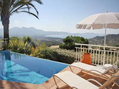 Holiday house, close to the beach, Lumio, Corsica