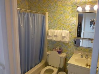 Hall Bath - Bromley Mountain condo vacation rental photo