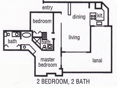 Floorplan 904 -facing Northweset