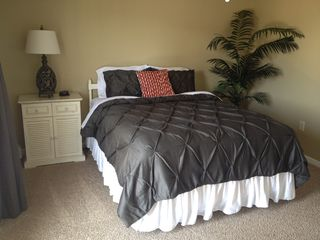 Gulf Shores townhome photo - Master bed room / Queen Bed