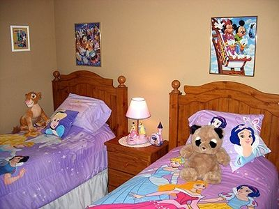 Princess bedroom for your Princess.