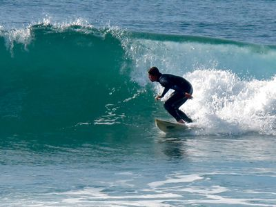 SilverStrand Beach is home to some of the premier surfing experts in the world.