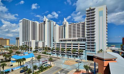 Wyndham Ocean Walk Resort in the heart of Daytona Beach