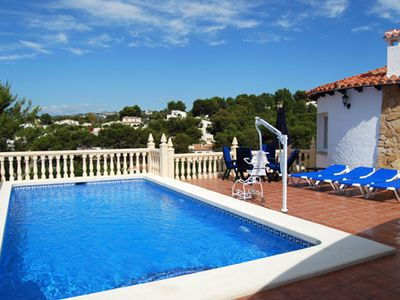Wheelchair Friendly, Luxury 2 Bedroom Private Villa With Pool