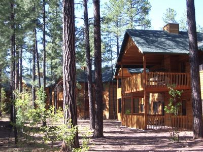Pinetop condo rental - Four Bear Lodge, Pinetop, Arizona