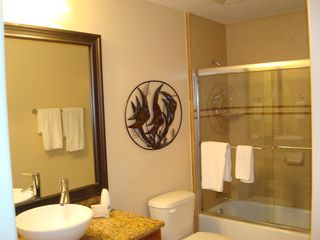 Ocean Reef condo photo - Private bath for second master