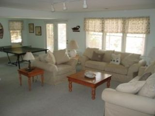 Moultonborough house photo - Family Room & Game Room