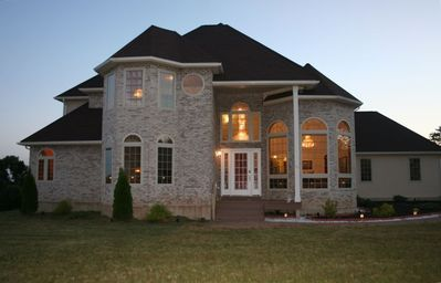 Pocono Lake chateau / country house rental
