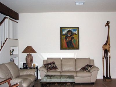 Barrio de Tubac - Living Room
