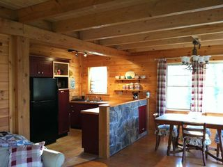 Jay Peak cabin photo - Great Kitchen