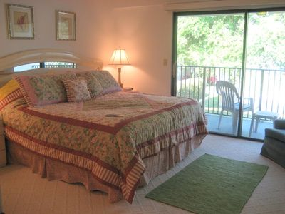 Deerfield Beach townhome rental - Master Bedroom