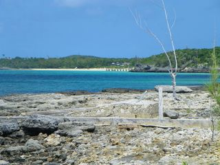 Palmetto Point house photo - view from reef, great snorkeling