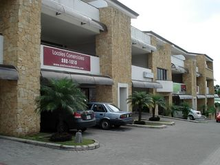 Santa Ana condo photo - Commercial units facing the main road