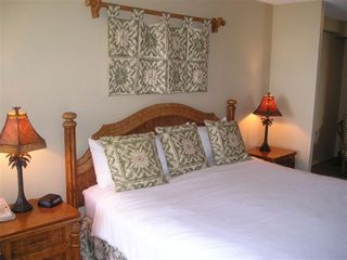 Lahaina condo photo - MBR - King Bed