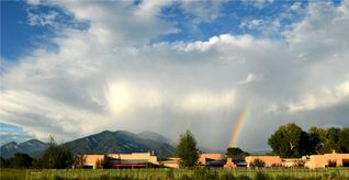 Taos house photo - Beautiful Rainbow ..Behind Casa Corazon