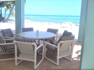 Lower Matecumbe Key house photo - Lots of outdoor seating in the sun and out!