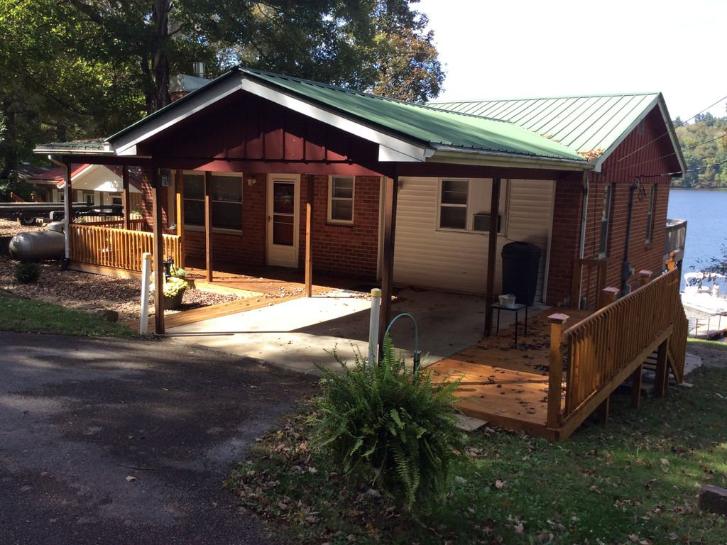 Lake Malone Vacation Cabin With Dock Vrbo